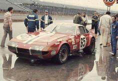 Ferrari 365 GTB/4 Daytona GT Class LeMans