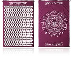 The Yantra Mat | Love it for the health benefits but even more for beeing so pretty!