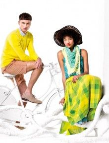 Campaña Hombre United Colors of Benetton primavera/verano 2012. Imagen: pv12_campaña_hombre_05