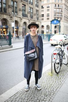 The Look- Streetstyle aus Berlin