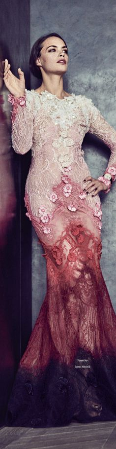 Alexis Mabille Fall 2015 Couture V Alexis Mabille, Gareth Pugh, Lela Rose, Tracy Reese, Donna Karan, Rebecca Taylor, Cynthia Rowley, Diane Von Furstenberg, Holiday Fashion