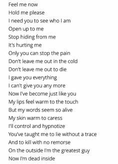 Muse - Dead Inside