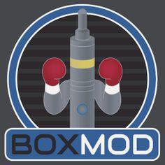 Box MOD T-Shirt  #maracoodesigns. awesome