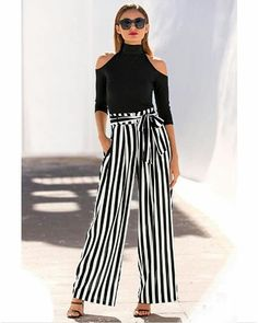 819b7e279d64 Reposting @fashion_style_and_chic: @todaysfashionitem: Black and white  always in vogue.