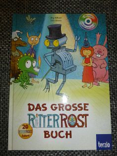 3x das große Ritter Rost Buch gewinnen: http://www.dietestfamilie.de/gewinnspiel-20-jahre-ritter-rost/