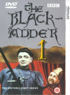 From 1.45 The Blackadder - The Historic First Series [1983] [dvd]