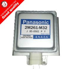 2pcs/lot Free shipping High Quality ! Microwave Oven Parts,Microwave Oven Magnetron 2M261-M32 Refurbished Magnetron !