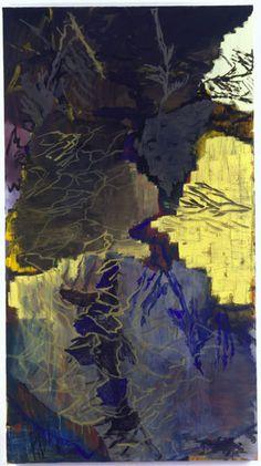 Per Kirkeby, Danish painter, born 1938