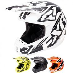 FXR Racing Torque Core MX Mens Off Road Dirt Bike Motocross Helmets