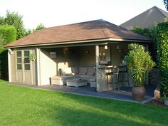 Poolhouse, poolhouses | Nowak b.v.b.a.