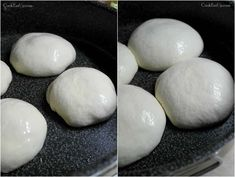 Zaatar, ένα φανταστικό επίπεδο ψωμί από την Παλαιστίνη ⋆ Cook Eat Up! Greek Recipes, Food And Drink, Bread, Vegan, Breakfast, Desserts, Abs, Workout, Salads
