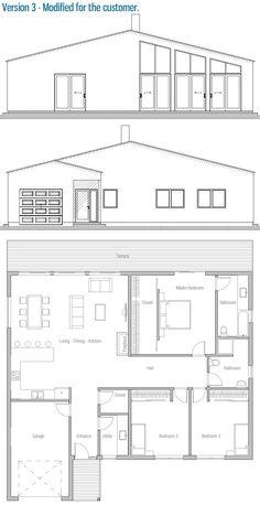 Modified Home Plan / House Plan