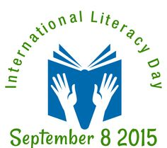 International Literacy Day - Promotes the importance of literacy on a global level and brings awareness to the fact that one in five adults are still not literate. Literacy Rate, Literacy Skills, Book Page Art, Book Art, Importance Of Literacy, Print Awareness, International Literacy Day, Library Posters, Educational News