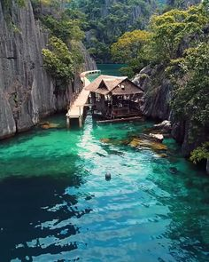 Coron Palawan: The most beautiful island in the world Image via H.abanil With a population of people, Coron island in the Philippines is considered one of the most beautiful islands in the world. And it looks like paradise. On a historical… Beautiful Places To Travel, Most Beautiful Beaches, Cool Places To Visit, Places To Go, Amazing Places On Earth, Beautiful Hotels, Best Places To Travel, Wonderful Places, Beautiful Gardens