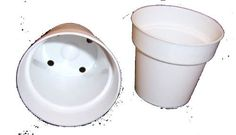 "White Plastic 2 1/4"" Flower Pots 100 Pack, http://www.amazon.com/dp/B00144NMEW/ref=cm_sw_r_pi_awdm_dGd.sb1WDT5FW"