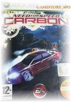 Need for speed Carbon Need For Speed Games, Need For Speed Carbon, Xbox 360, Consoles, Movie Posters, Film Poster, Popcorn Posters, Console, Film Posters