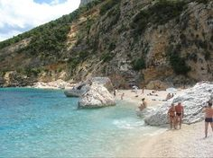 One of the top 25 beaches in the world, per Trip Advisor - Cala Mariolu