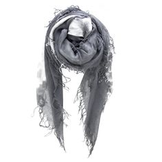 Chan Luu Cashmere And Silk Tie-dye Scarf ($245) ❤ liked on Polyvore featuring accessories ve scarves