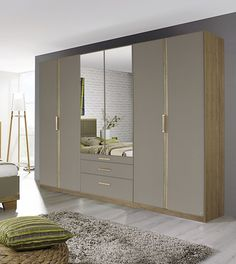 Rauch Altona Wardrobe - , available to buy online or at Choice Furniture Superstore UK on stockist sale price. Get volume - discount with fast and Free Delivery. Bedroom Furniture Design, Bedroom Cupboard Designs, Bed Furniture Design, Bedroom Closet Design, Luxurious Bedrooms, Modern Bedroom Interior, Modern Cupboard Design, Wardrobe Door Designs, Wardrobe Room