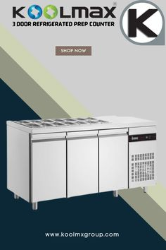 If you're looking for a multi-functional equipment that guarantees the desired level of efficiency in a busy commercial kitchen, then 3 Door Refrigerated Prep Counter are the perfect option to choose. Our counter chillers are manufactured with stainless steel and are ideal for preparing and storing food that requires optimum temperature conditions. or more Information please call now 01204 32 44 33 or Visit. #3doorrefrigeratedprepcounter #prepcounter #foodprepcounters Commercial Catering Equipment, Commercial Kitchen, Save Energy, Counter, Prepping, Stainless Steel, Storage, Food, Home Decor