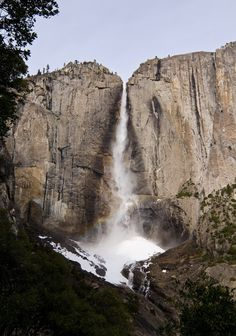 What else makes you feel more humble than Yosemite Falls? | 32 Reasons California Is The Most Beautiful State In The Country