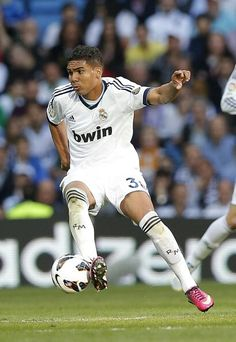 Casemiro brazilian player signed by Real Madrid first team for next season.