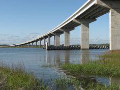 McKinley Washington Bridge to Edisto Beach, SC Edisto Island, Island Beach, Edisto Beach Sc, Botany Bay, Sullivans Island, Isle Of Palms, South Carolina, Carolina Beach, Folly Beach