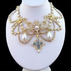 The Godman Necklace belong to Empress Josephine of France