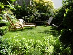 Interieur on pinterest for B b un jardin en ville brussels