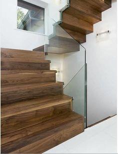 Halbgewendelte-Treppe / geschlossen / fur Innenbereich SOUTH LODGE Demax