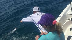 #Barracuda near shore with Beulah!  They put up a great fight. #offshore #nearshore #fishing #floridafishing #fl #florida #guideservice #bigbullyoutdoors