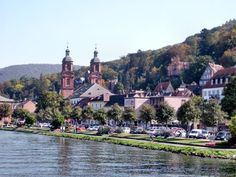 Miltenberg, Germany - looks like a town lost in history