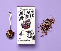 The Adventurous Blends of William Whistle via @thedieline