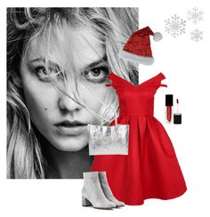 """Christmas party"" by zelihagunes on Polyvore featuring Gianvito Rossi and Armitage Avenue"
