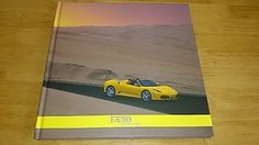 #Ferrari f430 spider #hardback #brochure,  View more on the LINK: http://www.zeppy.io/product/gb/2/252571113973/