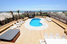 Scotch Bonnet Drive 116 - Parks Place | Oceanfront Vacation Rental | N. Topsail Beach NC