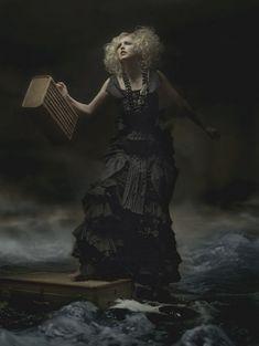 costume, dark, editorial, eugenio recuenco, fashion, gothic