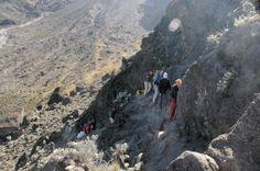 Beklimming Kilimanjaro 3e dag