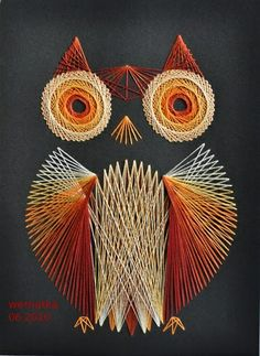 Amazing! #Owl #bird #art