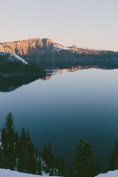 daylachris:  Crater Lake, Oregon.