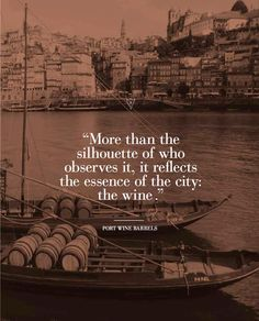Port Wine Barrels | Inspiration
