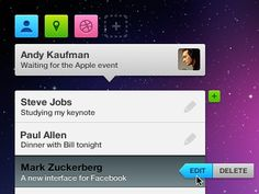 user interface design-inspiration
