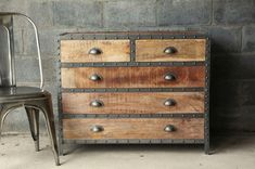 great industrial dresser