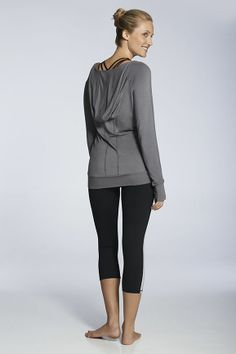 Winter workout clothes | Kate Hudson's line.  First outfit 50% off
