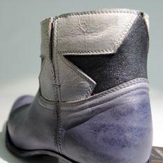 stars on boots...