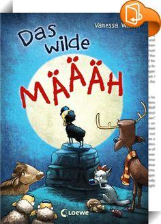 Das wilde Mäh : Vanessa Walders Kinderbuch-Reihe Das wilde Määäh erzählt die Geschichte von einem kleinen schwarzen Schaf und einer ungewöhnlichen Reisegruppe aus Waldbewohnern und Bauernhoftieren und beinhaltet die für Kinder wichtigen Themen Familie, Freundschaft und Anderssein. Ein Buch für die ganze Familie, zum Vorlesen und Selberlesen für Jungen und Mädchen ab 8 Jahren. Liebevoll und lustig illustriert von Falk Holzapfel. Ham ist ein Wolf. Das ist ja wohl klar. Er hat spitz...