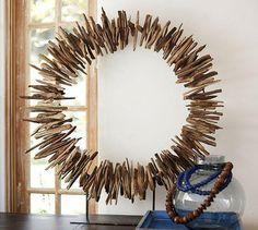 Driftwood Circle - Pottery Barn