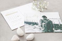 Save the Date -kortit / Häät / Weddingd / Custom made save the date cards by www.makeadesign.fi
