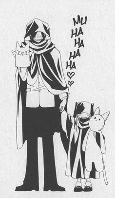 Ouran High School Host Club: Ouran Manga, Bonus Page: The Nekozawa Siblings Danshi Koukousei No Nichijou, Hirunaka No Ryuusei, Ouran Host Club, I Love Anime, Awesome Anime, Zombie Tsunami, Manga Anime, Anime Art, Plus Tv