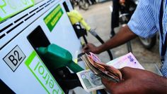 Petrol price cut by 80 paise per litre, diesel by Rs.1.30